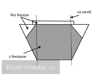 """Схема сумочки-монетницы """"Загадка"""""""